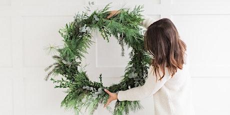 Winter Wreath Workshops  at Jackson Triggs tickets