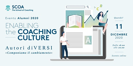 Enabling the Coaching Culture: Autori diVersi - Evento Alumni biglietti