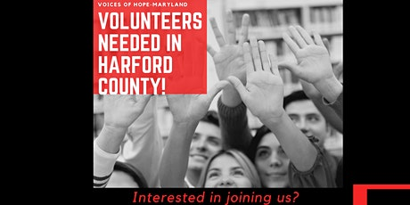 Harford County Virtual Volunteer Orientation tickets
