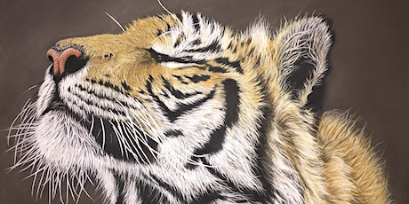 Maria Tran Wildlife Portrait Exhibition and Commissions tickets