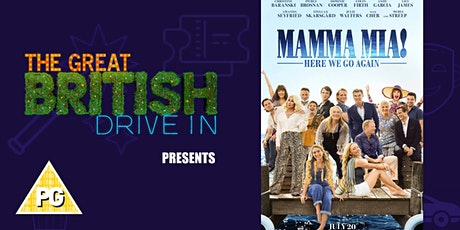 Mamma Mia, Here We Go Again! (Doors Open at 13:00) tickets