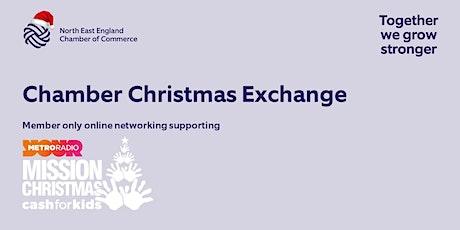 Chamber Christmas Exchange tickets