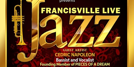 "Jazz in Francisville  - ""Live Jazz"" tickets"