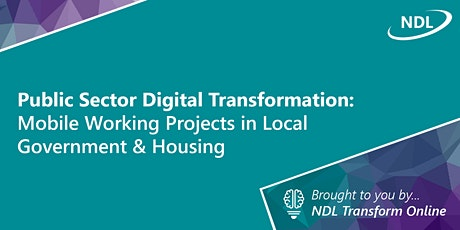 Public Sector Digital Transformation: Mobile Projects in LG & Housing Tickets