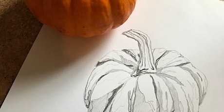 Still Life Lines: Mindful Drawing Class tickets