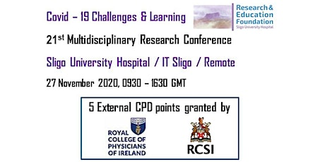 21st International Multidisciplinary Research Conference: Covid19  Learning tickets