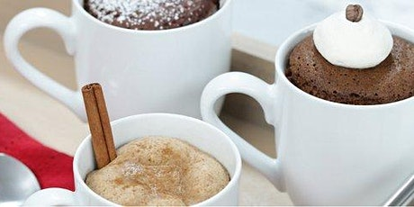 Bake Along- Mug Recipes with the Baking Club tickets