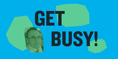Get Busy! Taxes and Accounting with Jamie Brown tickets