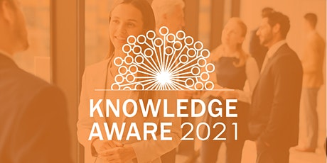 2021 Knowledge Aware Conference tickets
