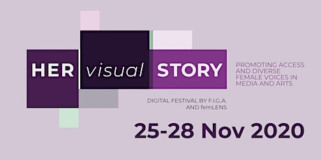 HER|visual|STORY Digital Photography Festival tickets
