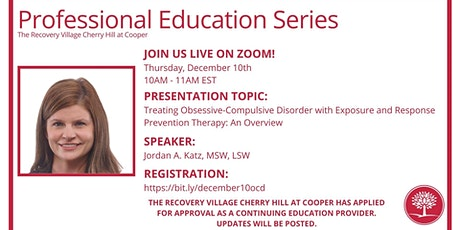 Treating OCD with Exposure and Response Prevention Therapy: An Overview tickets