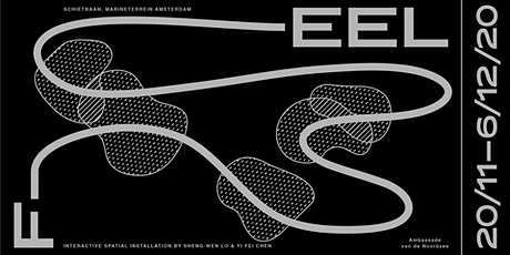 F/ EEL — interactive installation by Sheng-Wen Lo and Yi-Fei Chen tickets