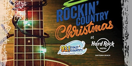 Rockin Country Christmas benefiting Toys for Tots tickets