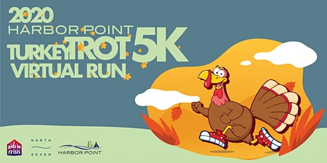 Harbor Point and N7 Turkey Trot Virtual 5K Run tickets