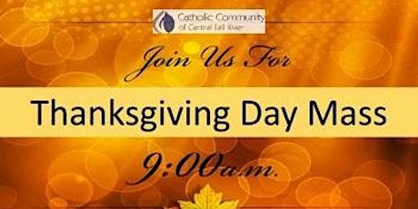 Thanksgiving Day Mass | 9:00 a.m. tickets