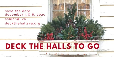 Deck the Halls To-Go - Saturday December 5th tickets