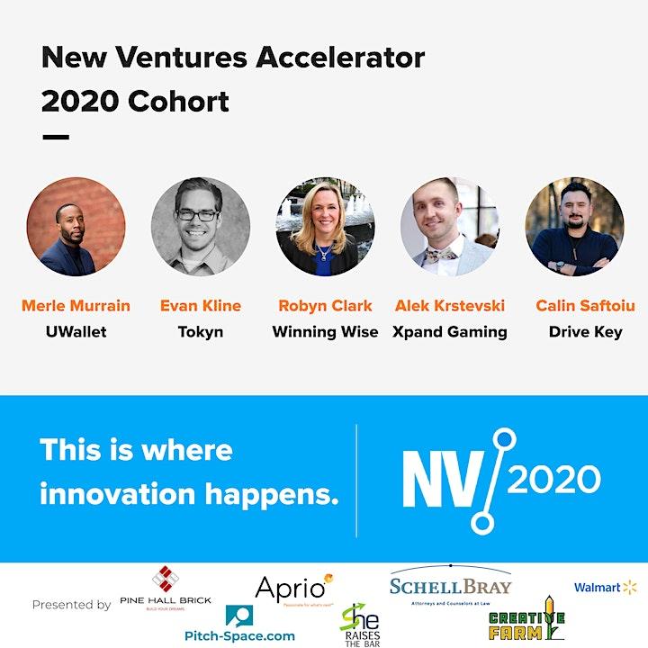 New Ventures Demo Days  2020 image
