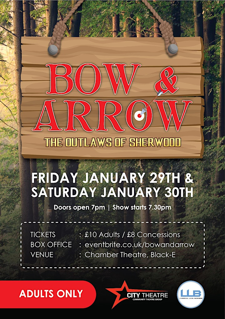 BOW & ARROW: The Outlaws of Sherwood image