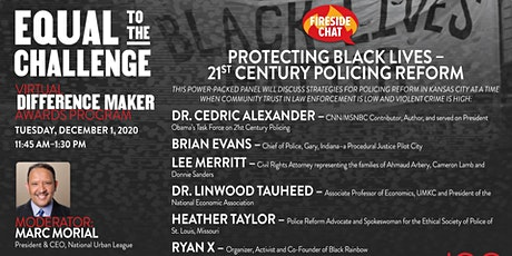 Protecting Black Lives: 21st Century Policing Reform tickets