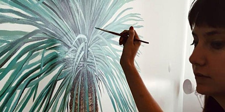 Botanical Drawing and Painting - A talk by Artists, Gabrielle Reeves tickets