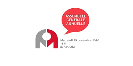 AGA de la Mutuelle d'attraction | Mercredi 25 novembre 2020 billets