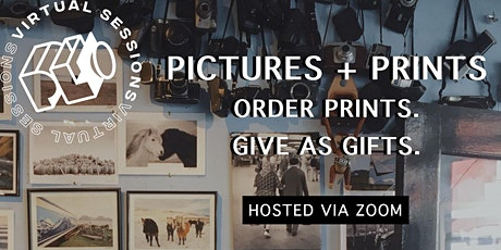 Pictures + Prints. Order prints. Give as gifts. tickets