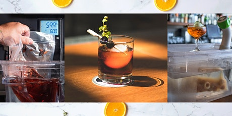 Sous Vide Cocktails at Home! - Webinar tickets