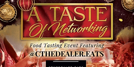 A Taste For Networking tickets