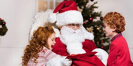 Sweaters and Pajamas with Santa 12/5 & 12/6 tickets