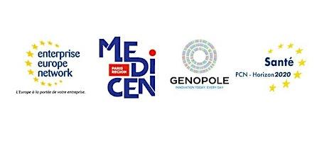 Horizon Europe et les financements européens pour les PME en santé billets