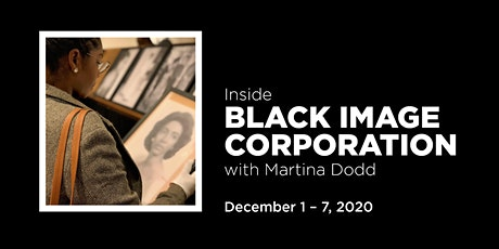 Inside Black Image Corporation with Martina Dodd tickets