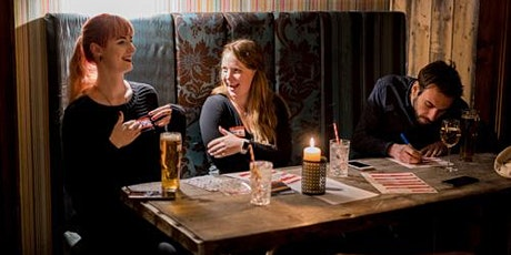 Imperial Lates Online: Pub-less quiz (food edition) tickets