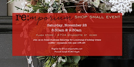 Shop Small Event tickets