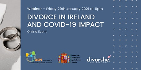 Divorce in Ireland and Covid-19 impact tickets
