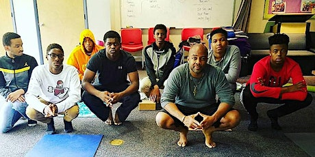 Black Men Heal Thyself Yoga Class tickets
