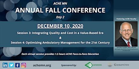 ACHE MN 2020 Annual Meeting tickets