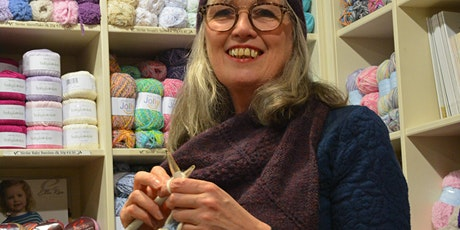 Knit Together workshop with Pauline Gallagher tickets
