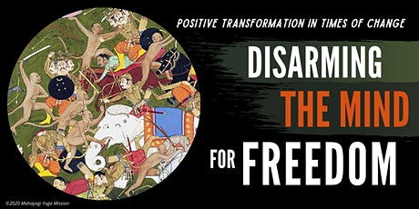 Disarming the Mind for Freedom - Part 2 tickets