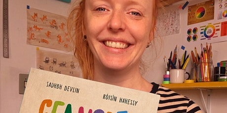 Drawing workshop with Geansaí Ottó illustrator Róisín Hahessy tickets