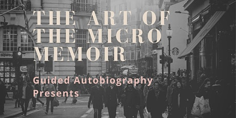 The Art of the Micro Memoir tickets