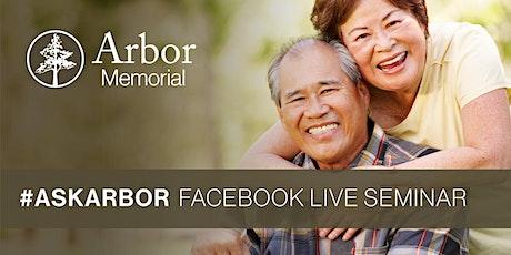 Ask Arbor Tickets