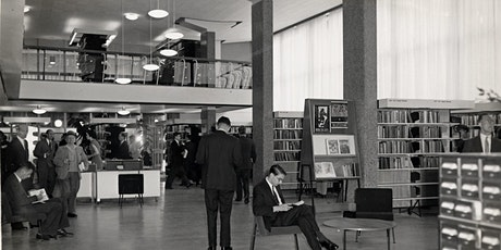 Modern Library Milestone - the history of Holborn Library tickets