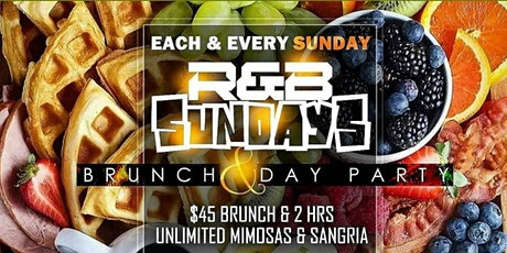 R&B Sunday (Brunch & Dinner party) tickets