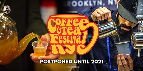 Coffee and Tea Festival NYC - Saturday billets
