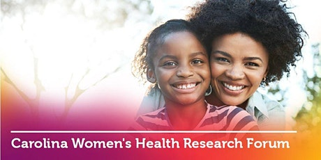 14th Annual Carolina Women's Health Research Forum tickets