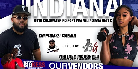Bosses of Indiana tickets
