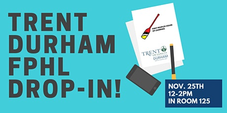 Drop-In with Durham's FPHL Ambassadors tickets