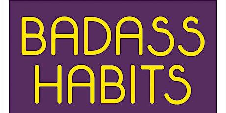 Jen Sincero: Badass Habits tickets
