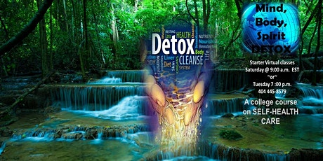 Detox for Healthy Weight Loss tickets