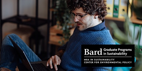 Bard Graduate Programs in Sustainability Jan. Online Information Session tickets